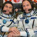 Astronautas da Soyuz fazem pouso de emergência a caminho da Estação Espacial Internacional 15