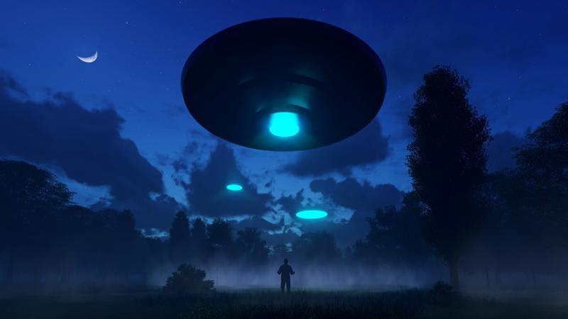 OVNIs de luz azul: Uma agenda alienígena na Amazônia já estava em andamento antes dos eventos em Colares, 1977?