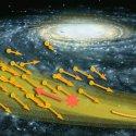 """Tempestade de Matéria Escura se aproxima da Terra - """"São restos de uma galáxia anã engolida pela Via Lácta"""" 6"""