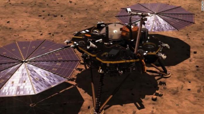 Misterioso pulso magnético é descoberto em Marte