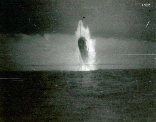 Os alienígenas amam os oceanos, indicam registros Marinha russa