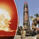 Sim, a Índia e o Paquistão poderiam acabar com o mundo como o conhecemos por meio de uma guerra nuclear 11