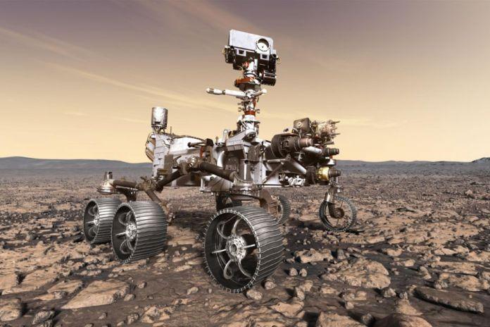 Cientistas se preparam para procurar fósseis em Marte