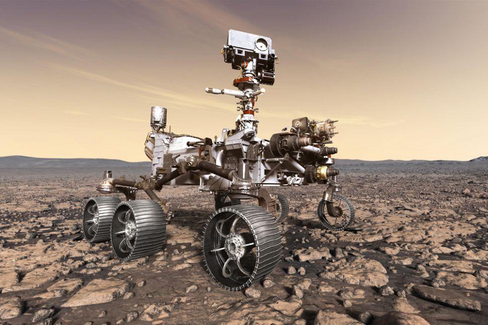 Nova sonda marciana da NASA leva mais uma mensagem aos ETS