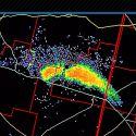 Nova anomalia de radar ocorre nos EUA - desta vez perto de Roswell 1