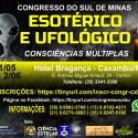 Congresso do Sul de Minas Consciência Múltiplas - Esotérico e Ufológico 29