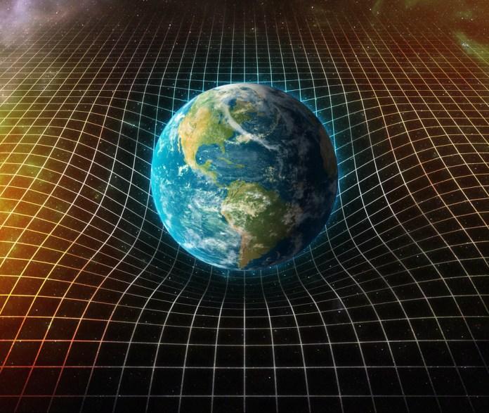 A Mecânica Quântica poderia explicar a existência do espaço-tempo?