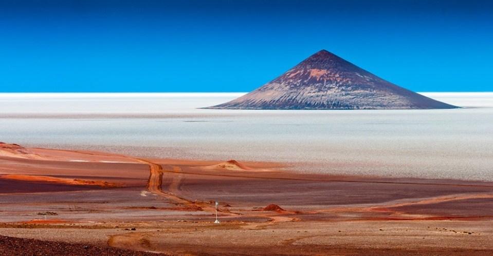 O Cone de Arita: o local mais misterioso da Argentina tem grande histórico de avistamentos de OVNIs / UFOs 2