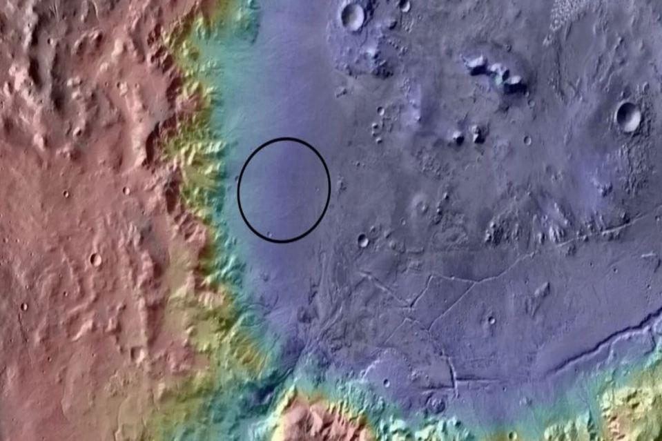 Mars 2020 da NASA