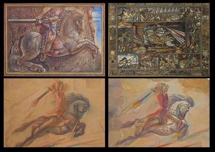 A lenda armênia de um portal para outro mundo entalhado na rocha 2