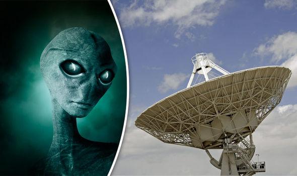 procurando por extraterrestres