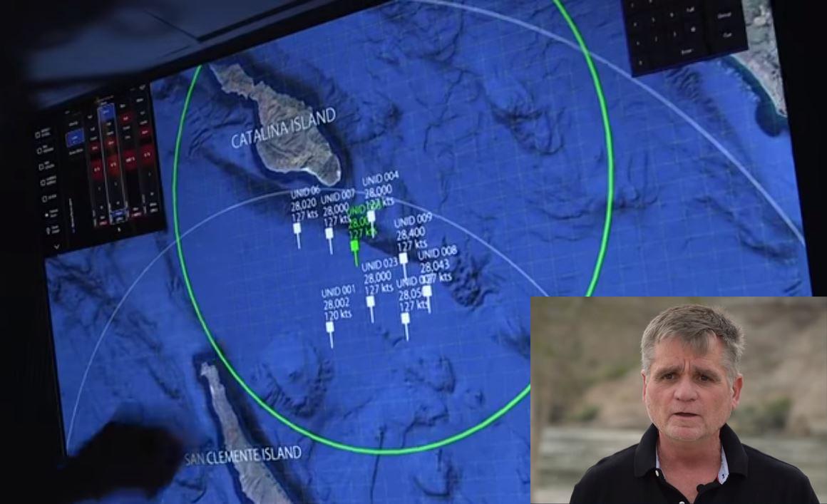 Kevin Day, que viu o OVNI Tic Tac, merece pedido público formal de desculpas