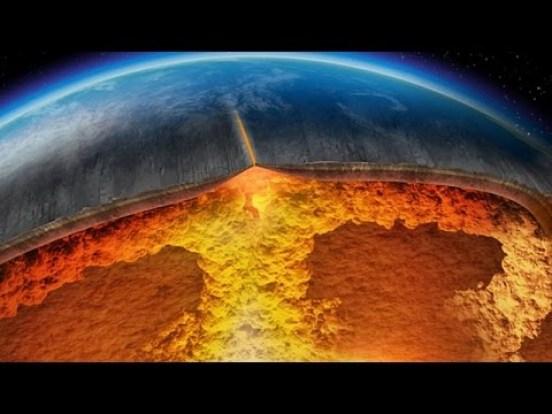 erupção do Yellowstone