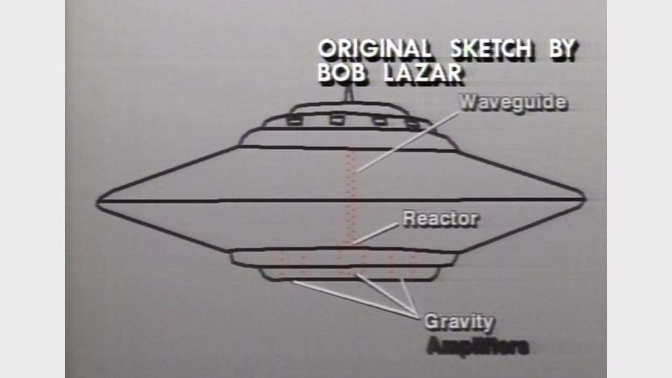 A descrição de Bob Lazar do voo dos OVNIs coincide com vídeo liberado pelo Pentágono 2