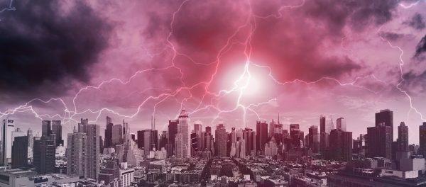 Sinais dos tempos? Padrões climáticos em todo o planeta estão ficando absolutamente loucos