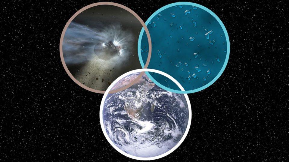 """Cometa que passou próximo à Terra está carregando água """"semelhante a do oceano"""""""