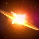 Explosão de estrela fez com que humanos caminhassem eretos, sugere estudo 13