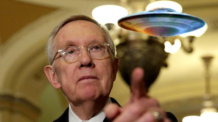 Ex-senador dos EUA pressiona por mais divulgações sobre OVNIs