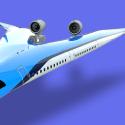 Neste novo avião os passageiros sentam dentro das asas 16