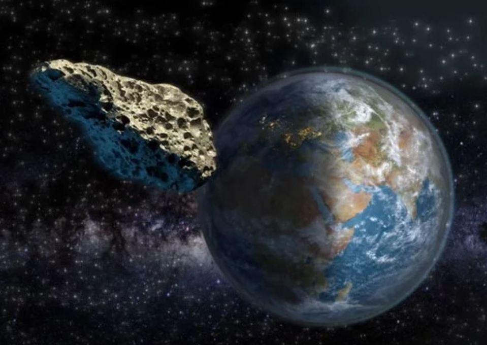 Asteroide passará mais perto do que a Lua amanhã (24)