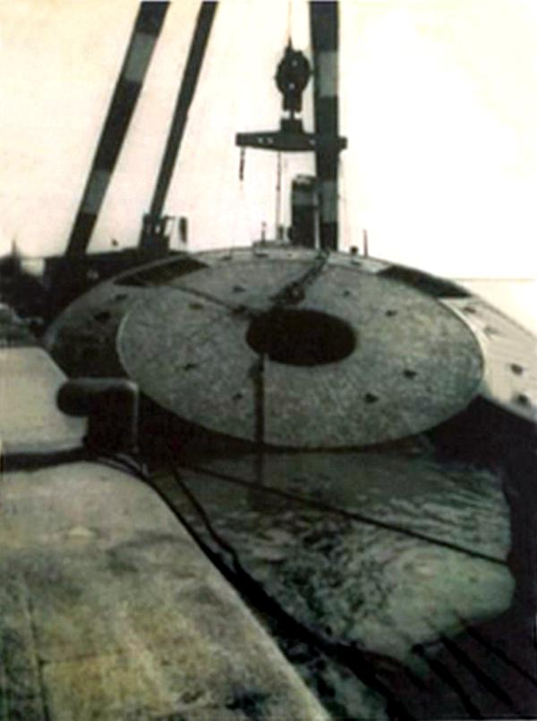 OVNI que caiu perto de porto ainda é mistério, depois de 67 anos