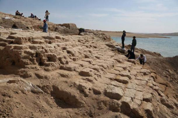 Seca no Iraque revela palácio de 3.400 anos de um império misterioso 2