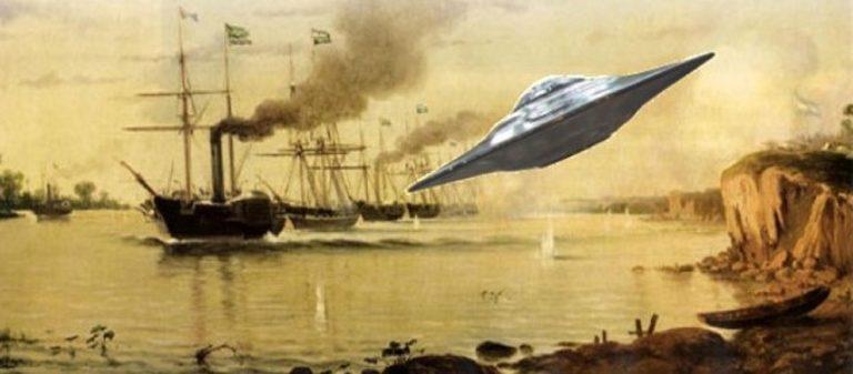 5 encontros com OVNIs antes do Século XX - um deles por militar brasileiro no Rio Paraguai em 1846