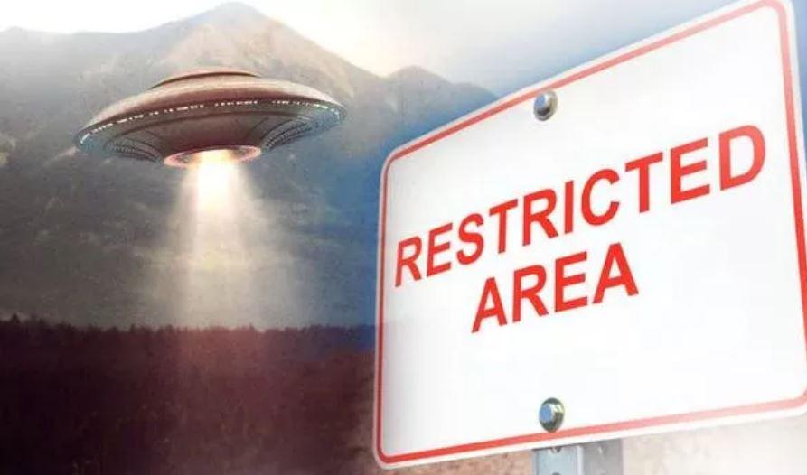 Homem faz demandas para evitar invasão da Área 51
