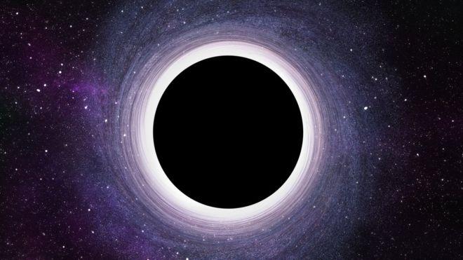 Estranho objeto é encontrado próximo a um buraco negro pela NASA