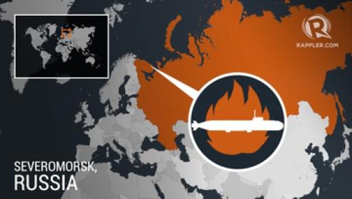 Submarino russo possivelmente enviado para cortar cabos da Internet