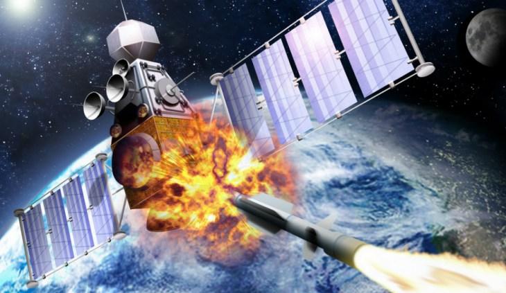França quer munir seus satélites com armas e lasers