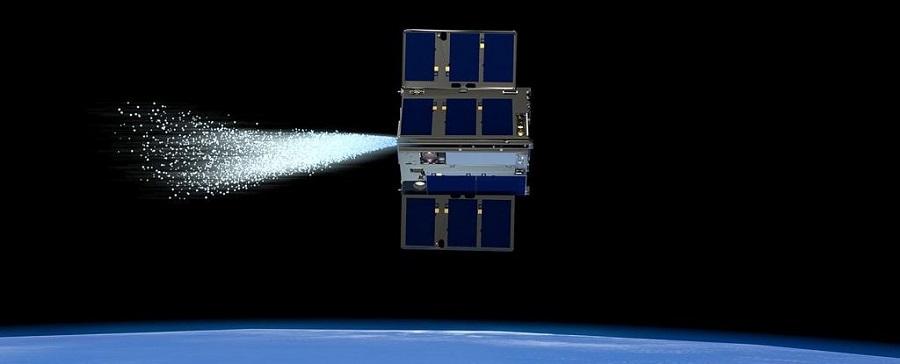 NASA acaba de testar nave espacial impulsionada pela água