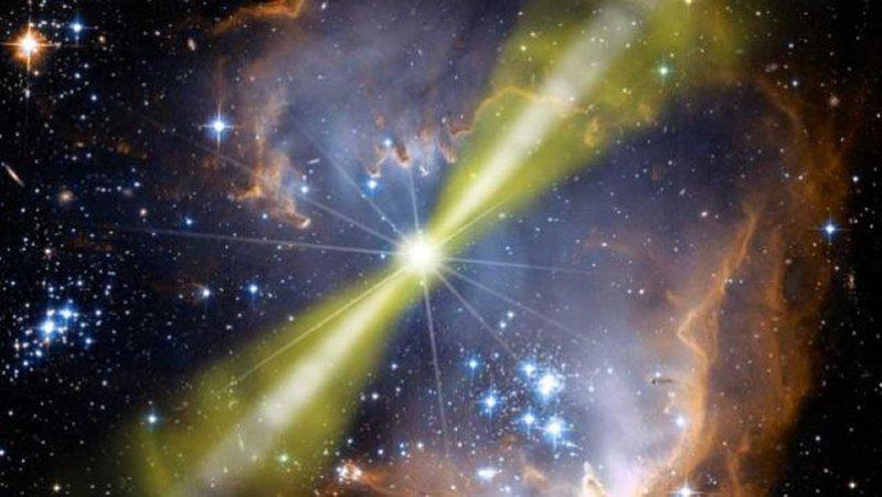 Buracos brancos podem ser portais para universos paralelos
