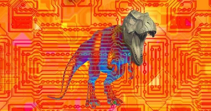 Os dinossauros podem ter formado uma civilização tecnológica na Terra