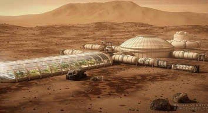 Poderia Marte ser colonizado em 2024?