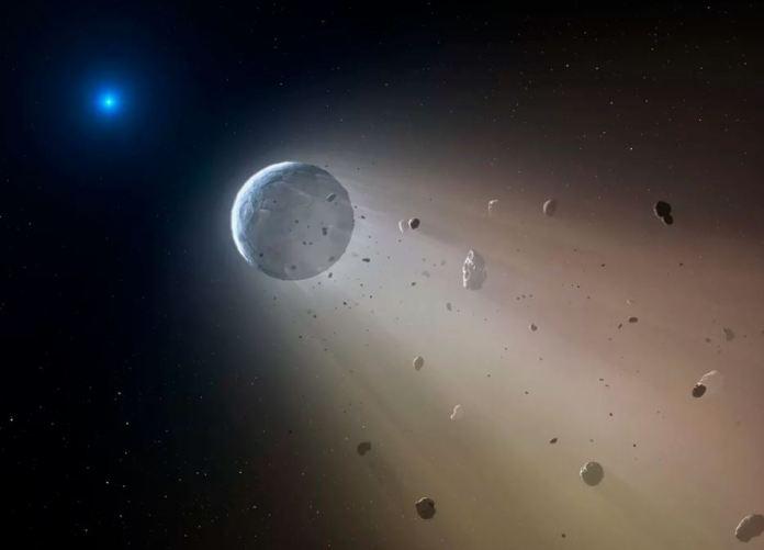 Planetas mortos enviam sinais que podem ser ouvidos na Terra