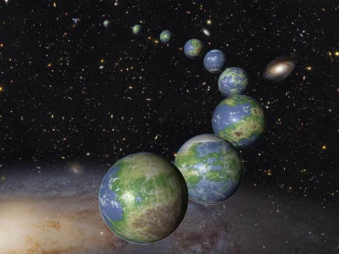Planetas como a Terra orbitam uma em cada 4 estrelas parecidas com o Sol