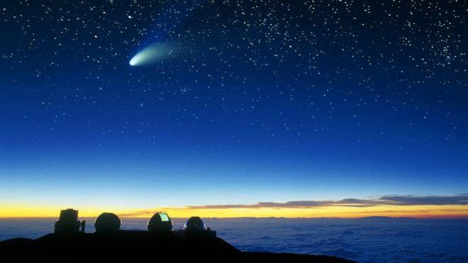 Profanar terra sagrada ou encontrar alienígenas?