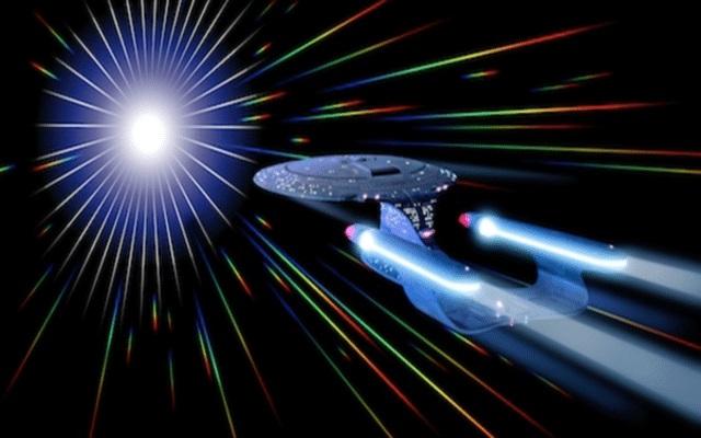"""Cientistas estão trabalhando em pesquisa antigravidade que poderá levar à viagem de """"dobra espacial"""""""