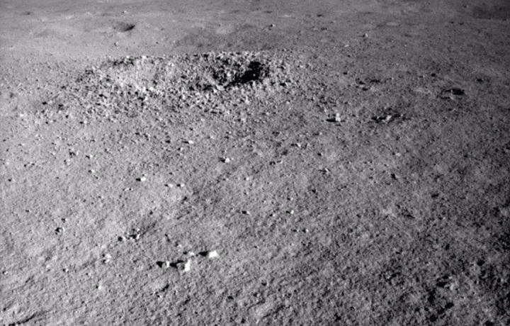 Substância estranha é encontrada no lado oculto da Lua