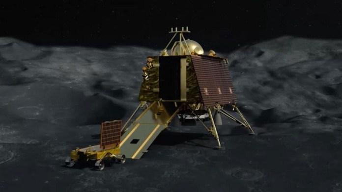 Índia localiza módulo lunar perdido Lua em 7 de setembro