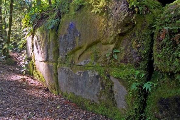 Muro de Kaimanawa: construído por uma antiga civilização ou formação natural?