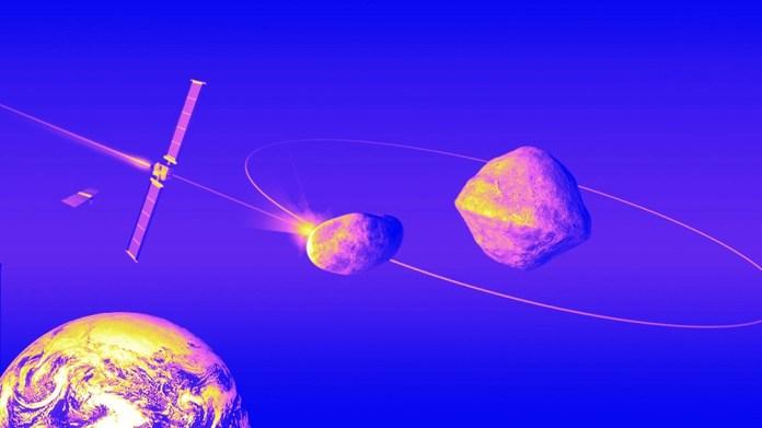 Vamos impactar um asteroide para tentar desviá-lo