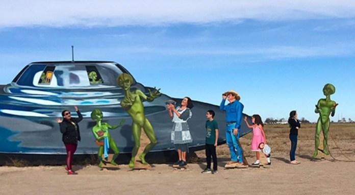 Os alienígenas estão se preparando para a 'grande revelação'?