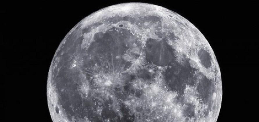 Lua: Indícios de construções e complexos industriais