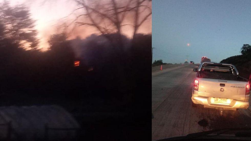 Misteriosas bolas de fogo caem no Chile. Eram meteoros?