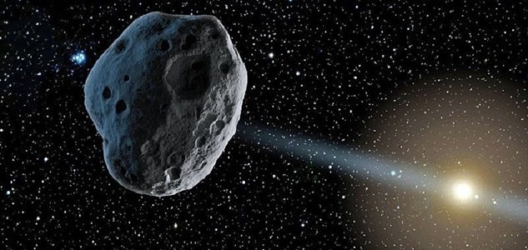 Cometa interestelar Borisov pode estar carregando 'água alienígena'