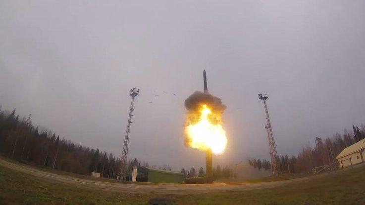EUA, Rússia e Europa realizam jogos de guerra nuclear ao redor do planeta