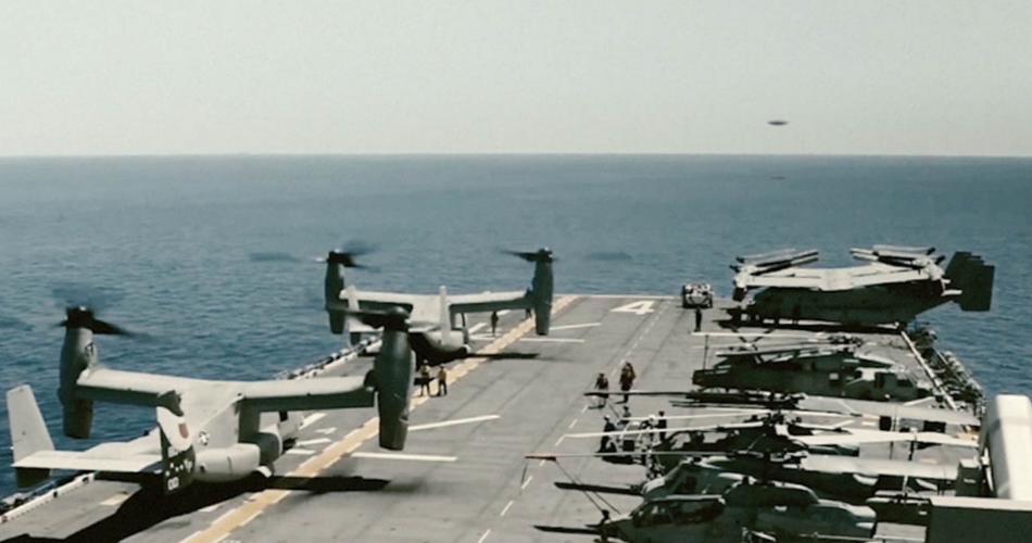 3 razões para investigar os incidentes de OVNIs da Marinha dos EUA