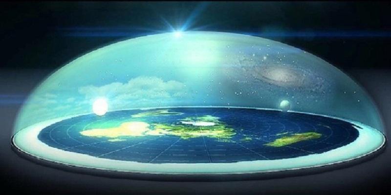 O que aconteceria se realmente vivêssemos numa Terra plana?